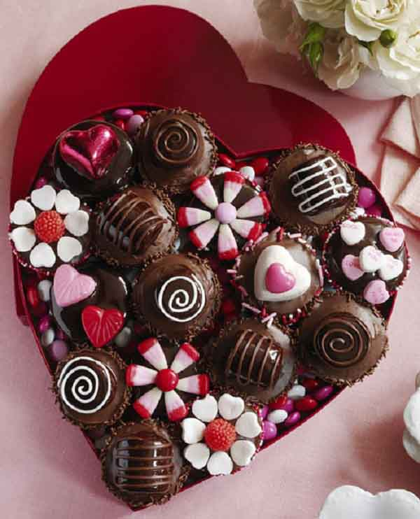 Funny Valentines Day Quotes About Chocolate