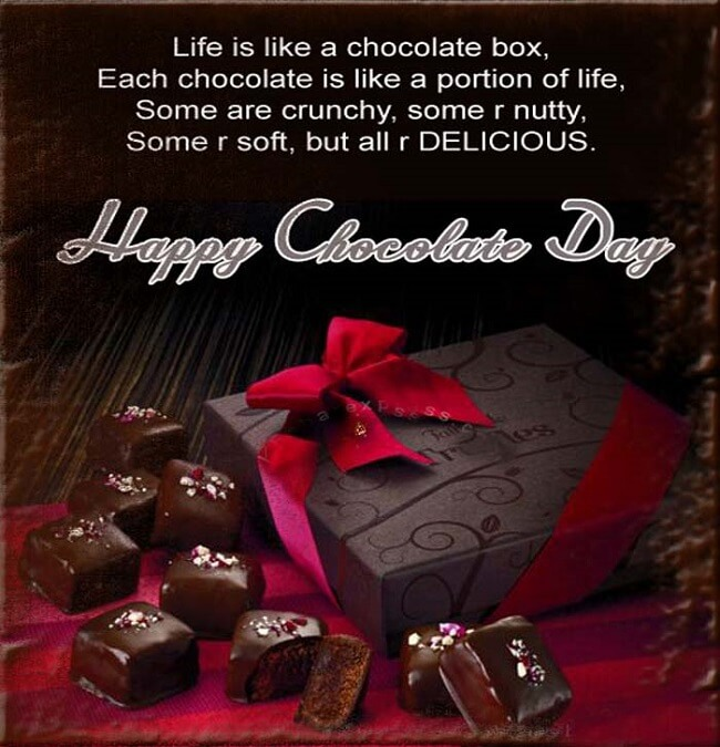 Hot Chocolate Day Quotes
