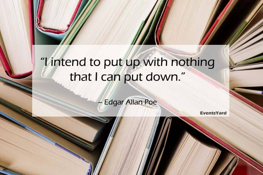 National Book Day Quotes