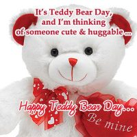 Teddy Day Full Hd Image