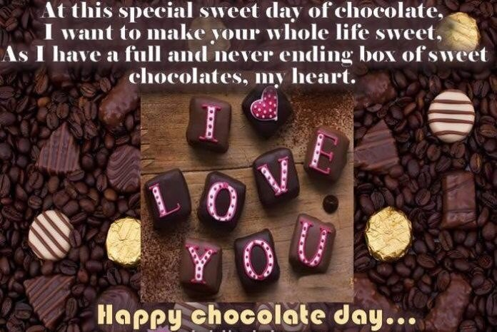 Vchocolate Day Pics With Love Quotes