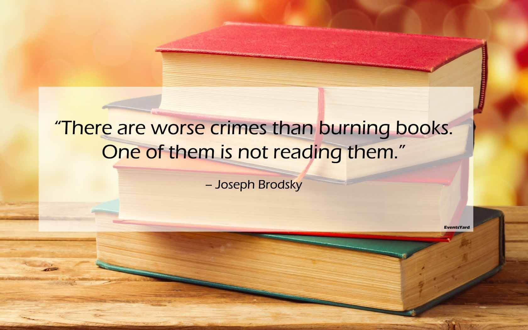 World Book Day Quotes To Inspire