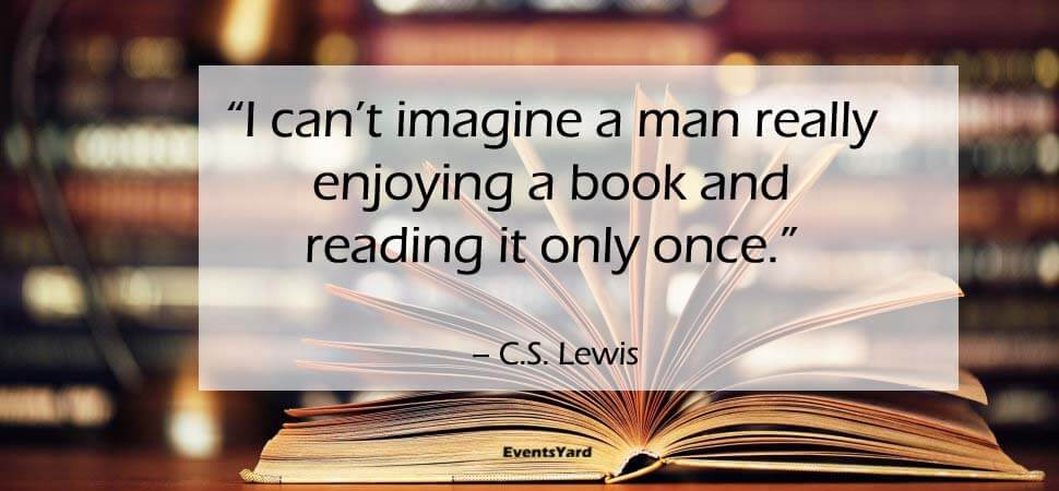 World Book Day Reading Quotes