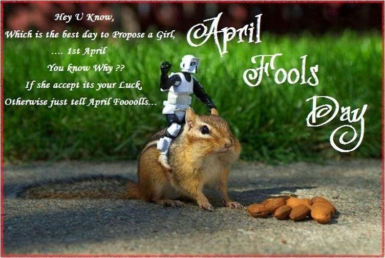 April Fool Day Activities Elementary School