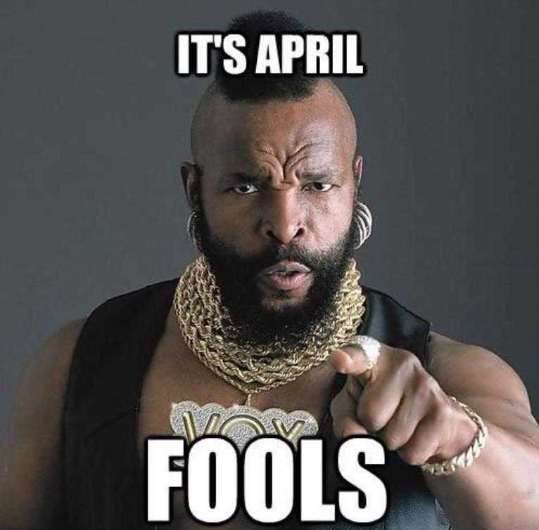 April Fool Day Origin