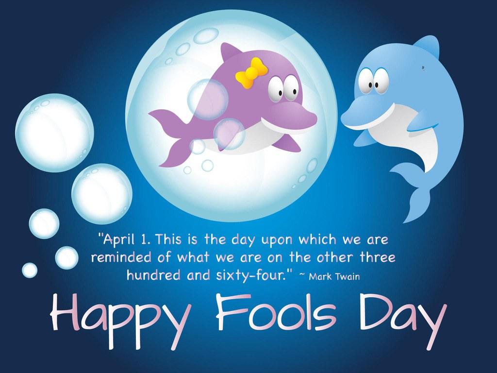 April Fool Day Reason