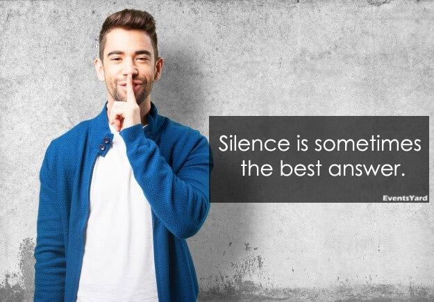 Day Of Silence Bali