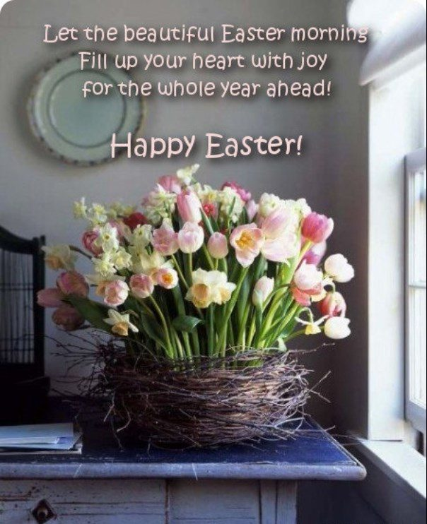 Happy Easter And Resurrection Day