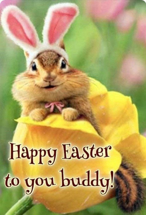 Happy Easter Day Art