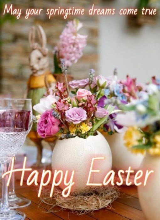 Happy Easter Day In Canada