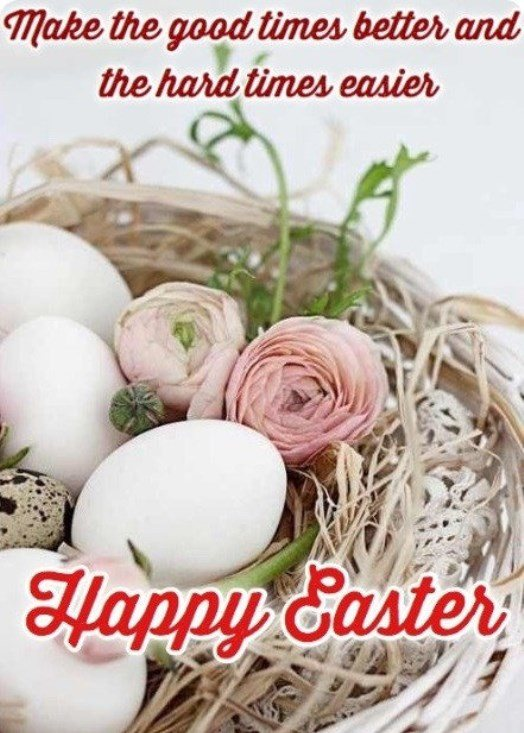 Happy Easter Day Message