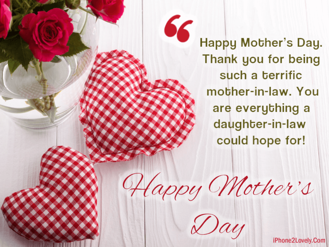 Best Mother In Law Quotes For Mothers Day