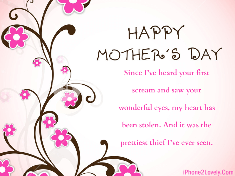 Greeting Messages For Mothers Day For Stepmom