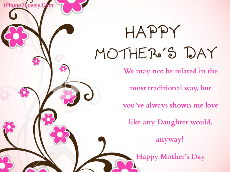 Mothers Day Quotes For Stepmom