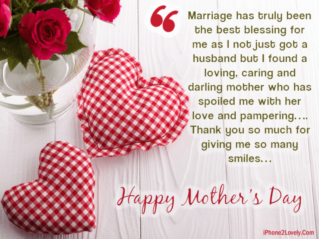 Mothers Day Quotes From Daughter In Law