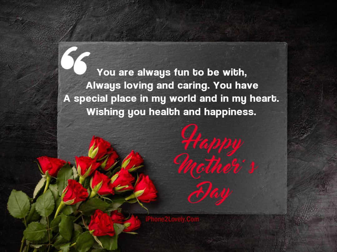 Mothers Day Wishes For Mother In Law From Daughter