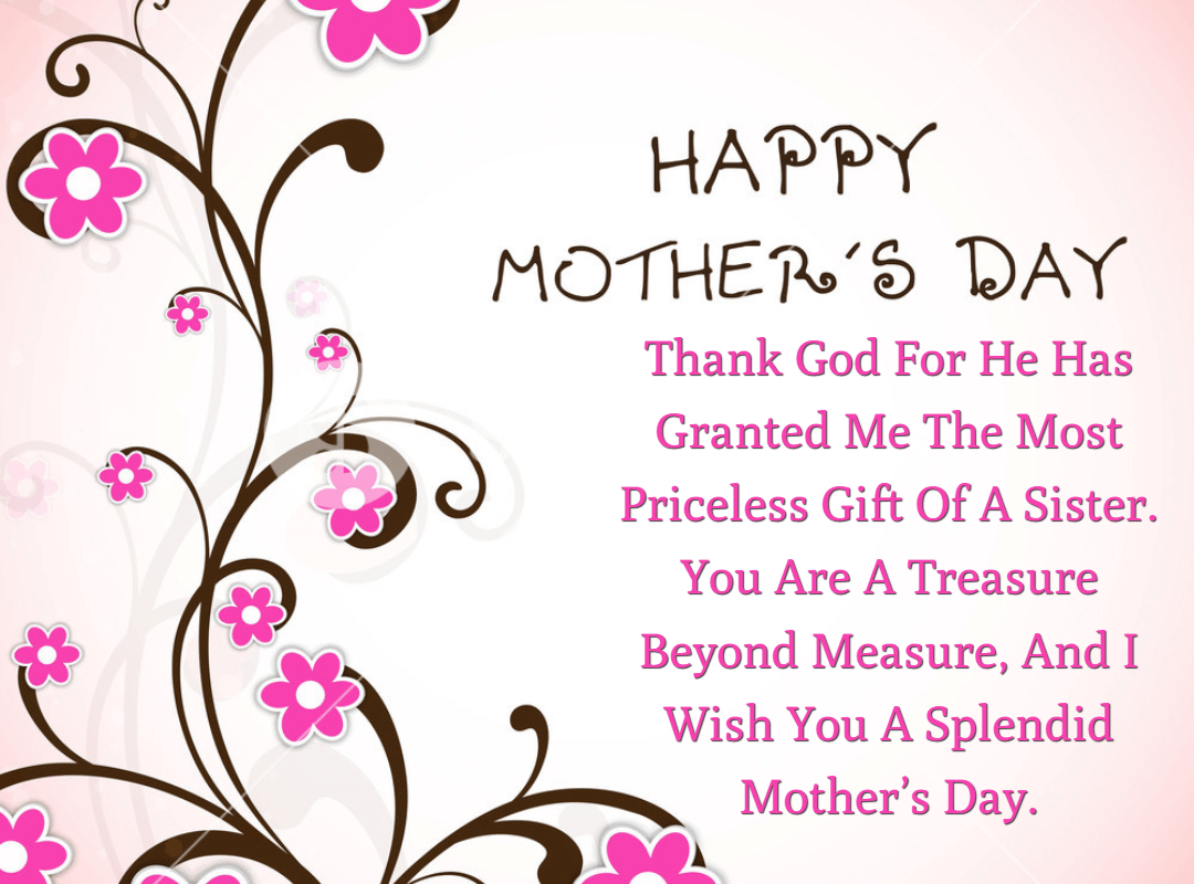 Sister In Law Mothers Day Quotes