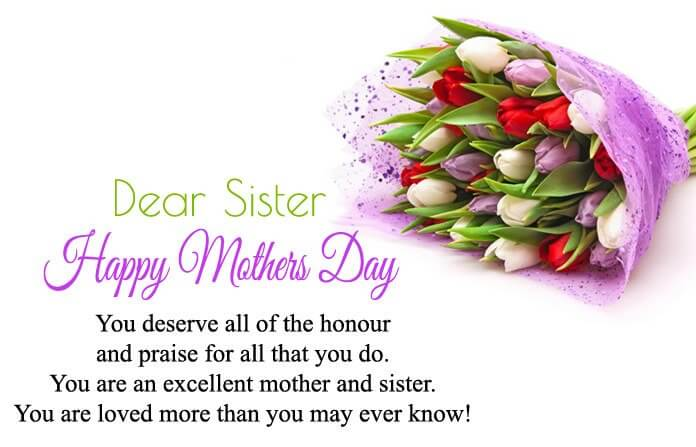 Sister Quotes To Wish Her Happy Mothers Day