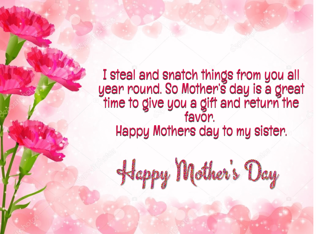 Happy Mothers Day Quotes For Elder Sister