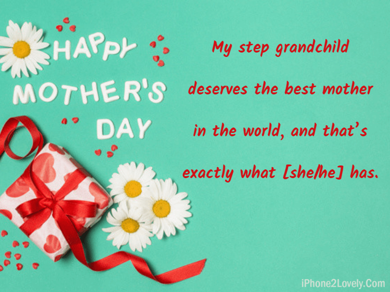 Stepmother Mothers Day Quotes