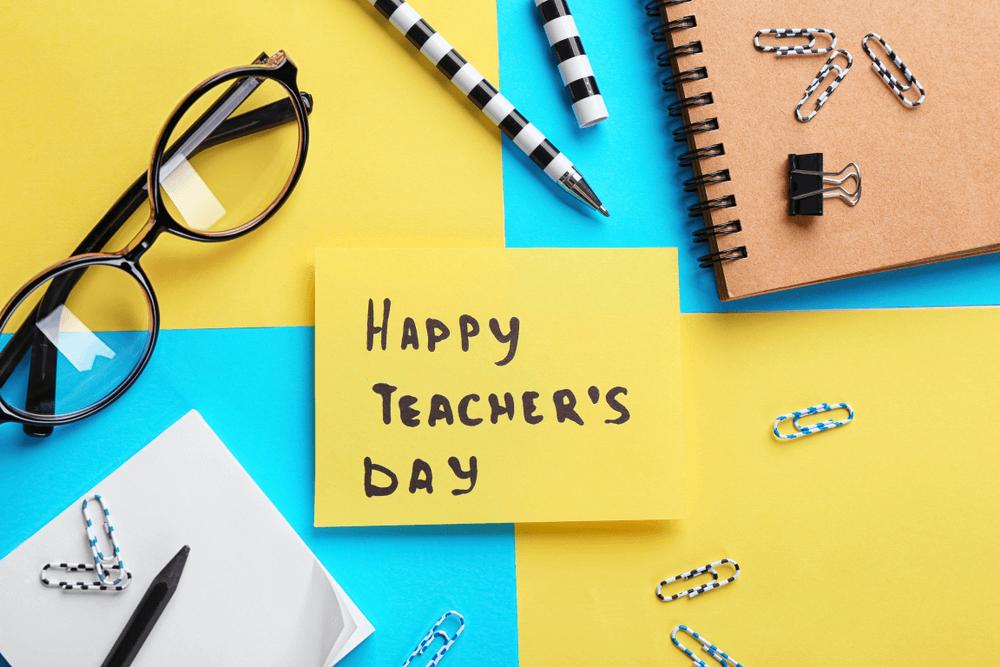 Greetings On Teacher's Day