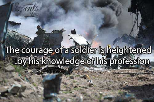 Military Pride Sayings