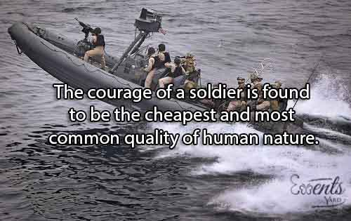 Military Quotes About Pride