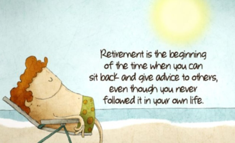 Quotes For Fathers Retirement