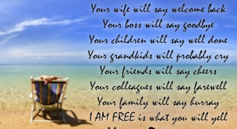 Retirement Quotes For Your Father