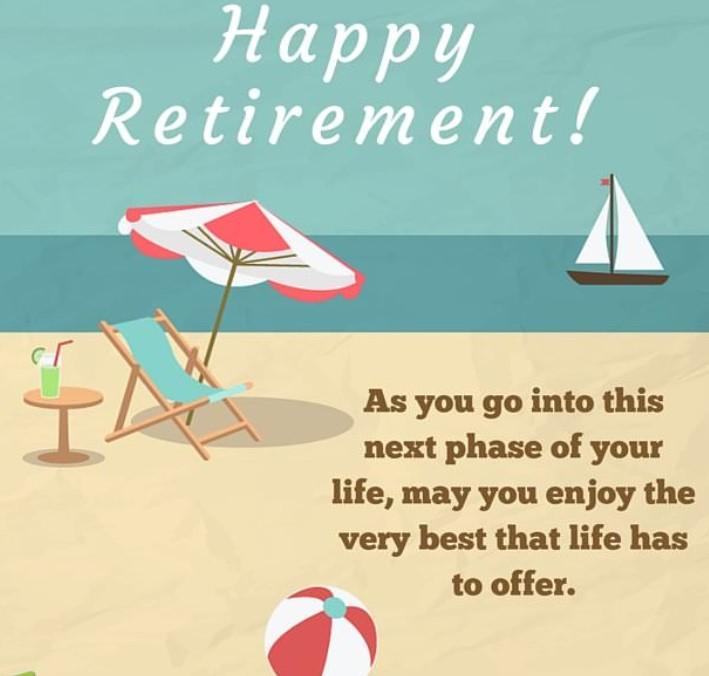 Sample Dad Retirement Speech