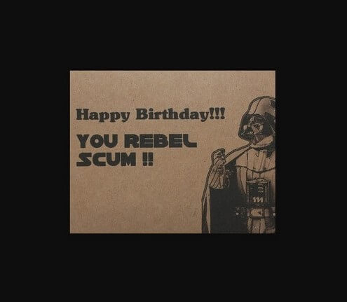 Star Wars Birthday Quotes Yoda
