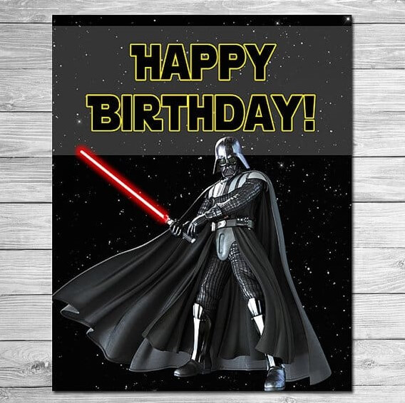 Star Wars Happy Birthday Quotes