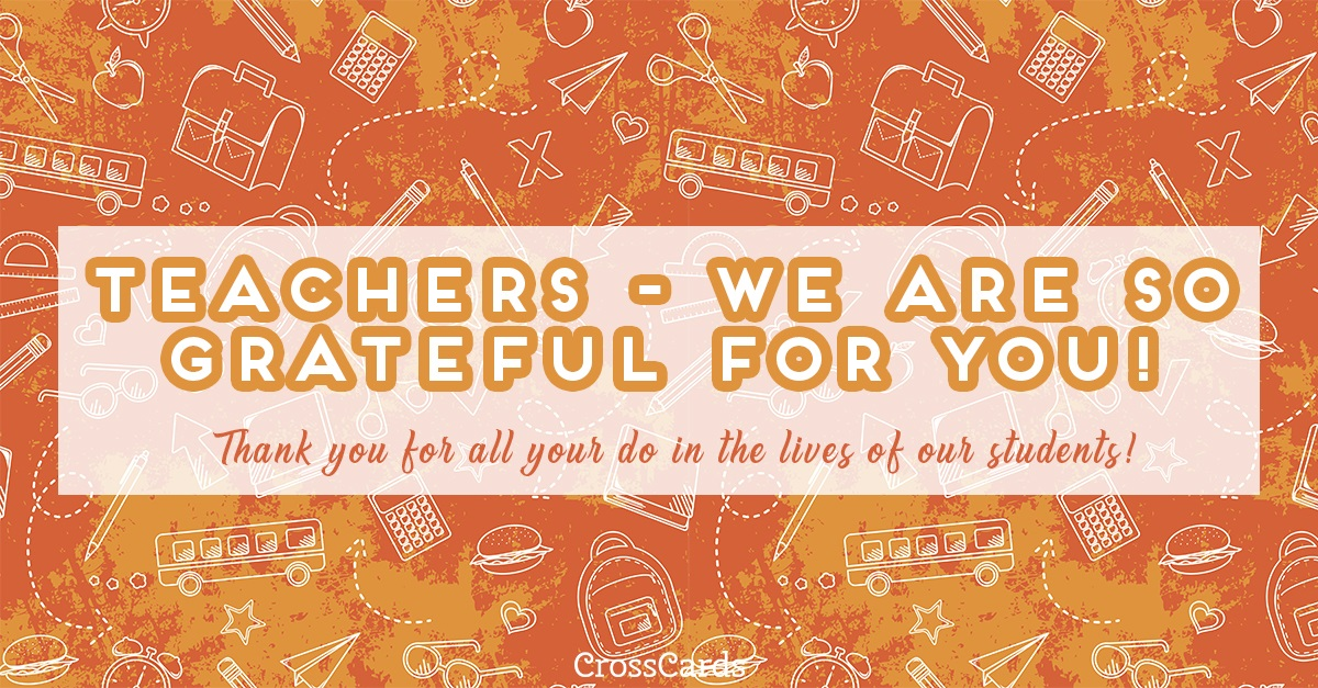 Teachers Day Greetings Design