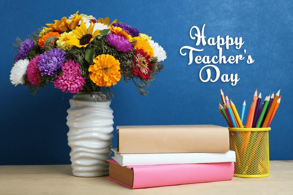 Teachers Day Greetings Handmade