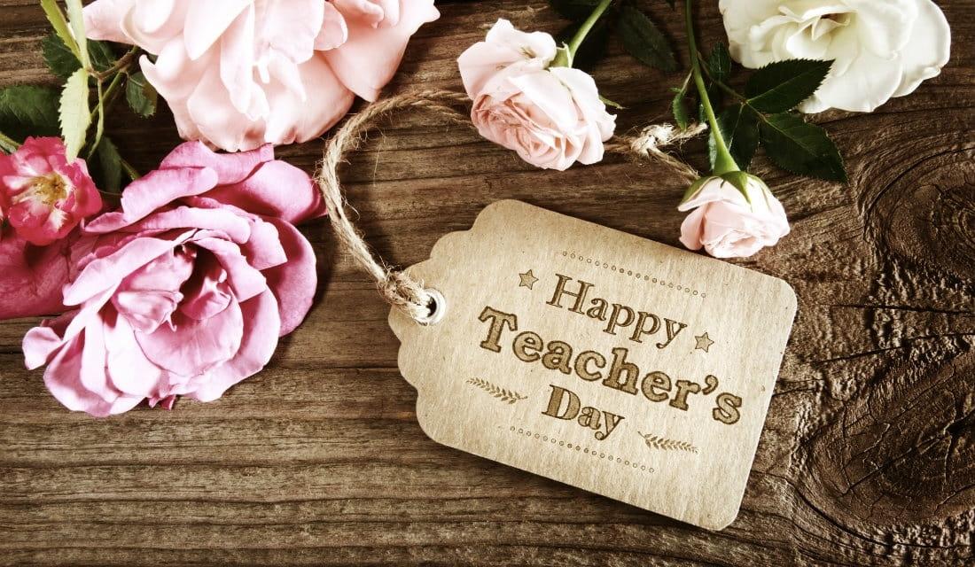 Teachers Day Greetings In English