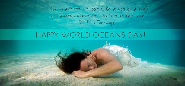 World Ocean Day Wishes