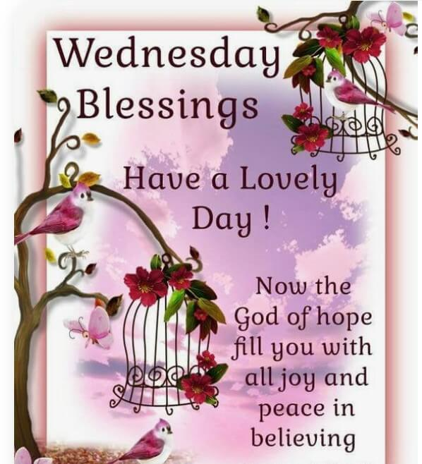 Wednesday Quotes And Prayer