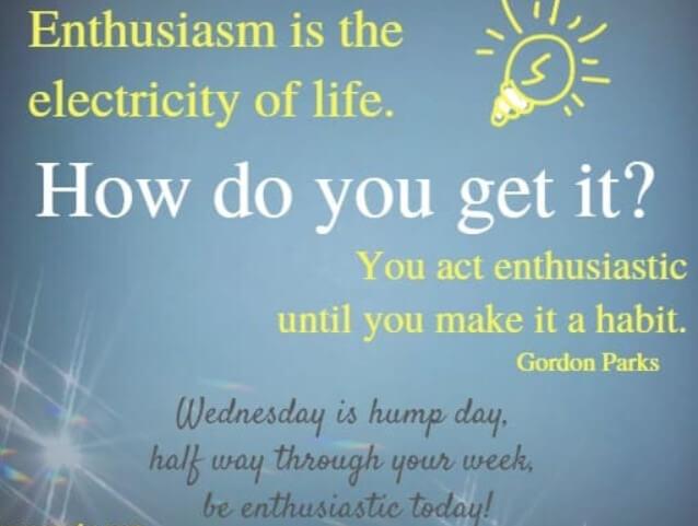 Wednesday Quotes Coffe