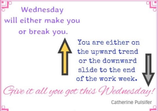 Wednesday Quotes Wor