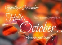 October Christian Quotes