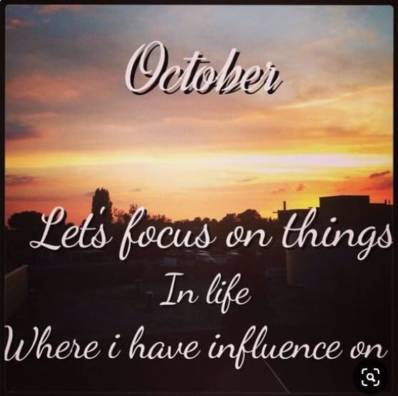 October Quotes Pinterest