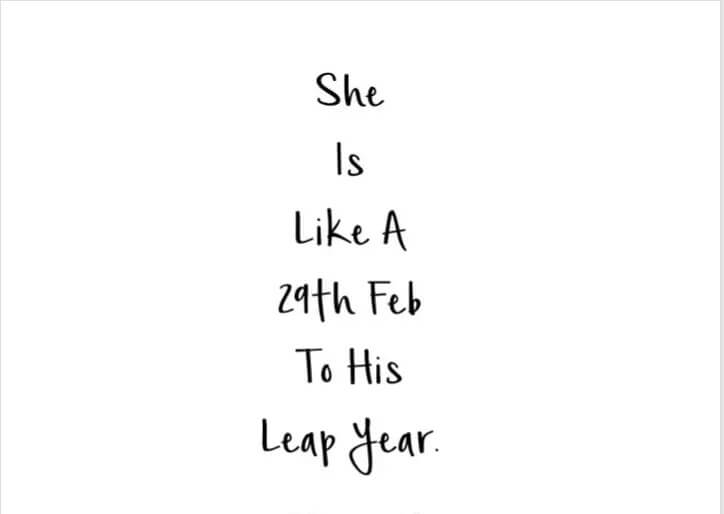Leap Year Quotes